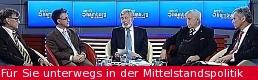 Bernd P. Holst: Für Sie unterwegs in der Mittelstandspolitik